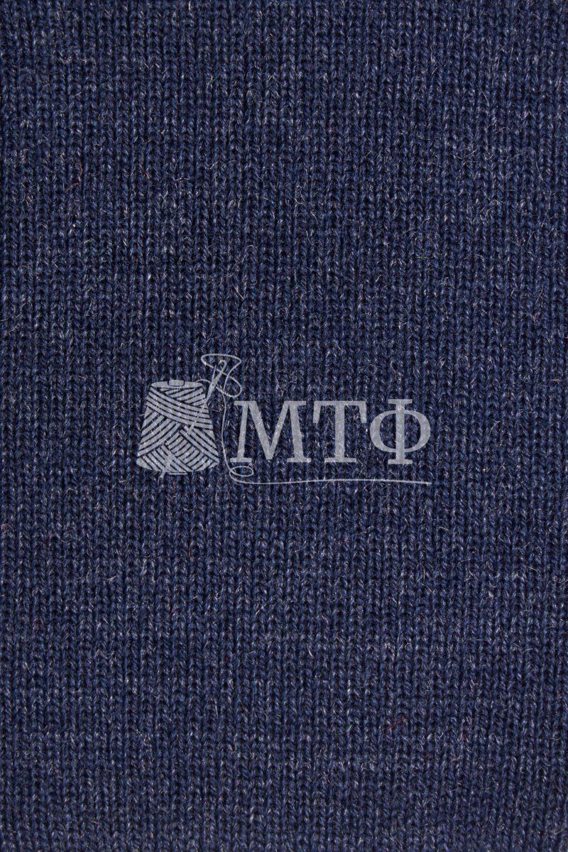 Подвяз (воротник), размер 46х16, джинсовый