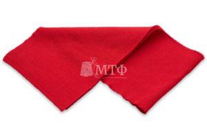 Подвяз (воротник), размер 46х16, красный мак