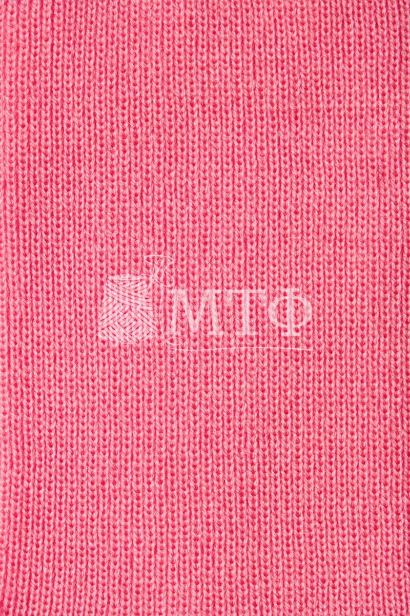 Полотно трикотажное, интерлок, розовый миндаль